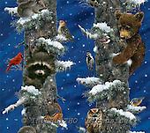 GIORDANO, GIFT WRAPS, GESCHENKPAPIER, PAPEL DE REGALO, Christmas Santa, Snowman, Weihnachtsmänner, Schneemänner, Papá Noel, muñecos de nieve, paintings+++++,USGIR325,#GP#,#X#
