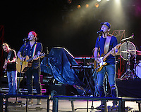 POMPANO BEACH FL - OCTOBER 15: Love and Theft performs at The Pompano Beach Amphitheater on October 15, 2016 in Pompano Beach, Florida.  Credit: mpi04/MediaPunch
