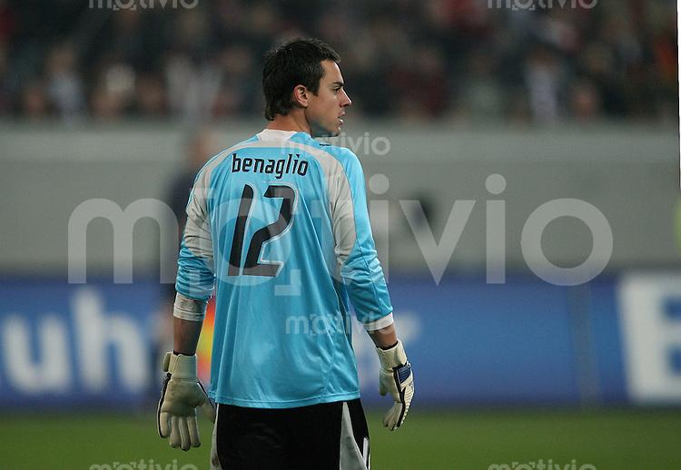 Fussball International Testspiel  Deutschland 3-1 Schweiz SUI Torwart Diego Benaglio