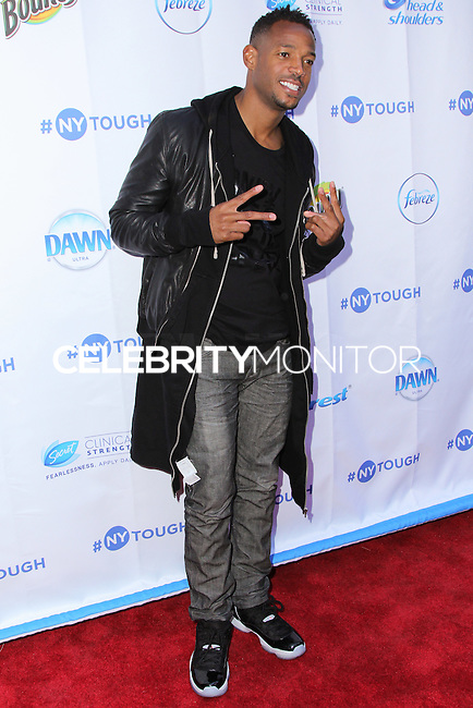 NEW YORK CITY, NY, USA - SEPTEMBER 23: Marlon Wayans arrives at the NYTough Comedy Showcase held at Caroline's On Broadway on September 23, 2014 in New York City, New York, United States. (Photo by Jeffery Duran/Celebrity Monitor)