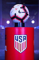 Sponsorship, USMNT vs Colombia, October 10, 2018