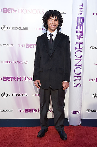 Slug: 2011 BET Honors.Date: 01-16-2011.Photographer: Mark Finkenstaedt.Location:  Wagner Theater, Washington DC.Caption:  2010 BET Honors - Wagner Theater Washington DC.Noah Gray Cabey.