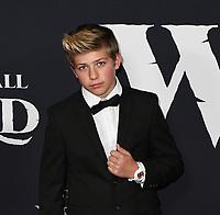 "13 February 2020 - Hollywood, California - Walker J. Bryant. ""The Call of the Wild"" Twentieth Century Studios World Premiere held at El Capitan Theater. Photo Credit: Dave Safley/AdMedia /MediaPunch"