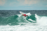 COOLANGATTA, Queensland/AUS (Sunday, March 18, 2017) Owen Wright (AUS) - The Quiksilver Pro continued today with the completion of Round 3, Round 4 and  Round 5. There were some upsets along the way with the elimination of Mike Fanning (AUS), Adriano de Souza (BRA) and Jordy Smith (ZAF). On the positive side Owen Wright (AUS) continued his comeback from and Rookie Conner O'Leary (AUS) continued his winning run.   Photo: joliphotos.com