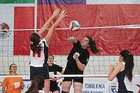Liga A1 2013 Santiago Vólei vs Selección Menor