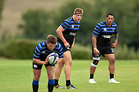 Sam Nixon of Bath Rugby looks on. Bath Rugby pre-season training on August 8, 2018 at Farleigh House in Bath, England. Photo by: Patrick Khachfe / Onside Images