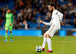 Real Madrid CF's Isco Alarcon during La Liga match. Oct 30, 2019. (ALTERPHOTOS/Manu R.B.)