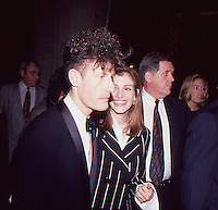Julia Roberts &amp; Lyle Lovett by <br />