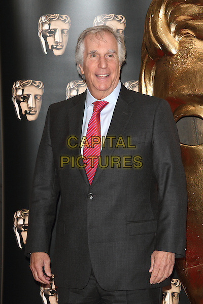 LONDON, ENGLAND - NOVEMBER 24: Henry Winkler at the British Academy Children's Awards at the London Hilton, Park Lane, November 24th, 2013 in London, England<br /> CAP/ROS<br /> &copy;Steve Ross/Capital Pictures