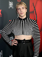 """LOS ANGELES - OCTOBER 26: Cody Fern attends the red carpet event to celebrate 100 episodes of FX's """"American Horror Story"""" at Hollywood Forever Cemetery on October 26, 2019 in Los Angeles, California. (Photo by John Salangsang/FX/PictureGroup)"""