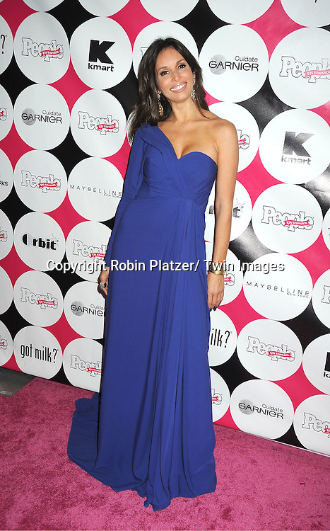 "Giselle Blondet attending at The 15th Annual People En Espanols "" 50 Most Beautiful"" event at Guastavino's in New York City on May 19, 2011."