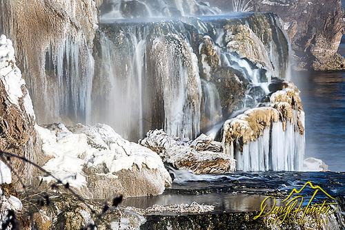 Winter at Fall Creek Falls
