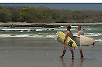 Small waves can take their toll in Tamarindo Costa Rica.