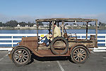 Woodies on the Wharf.  1923 Ford Depot Hack