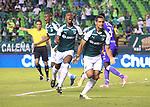Deportivo Cali venció 2-1 a Once Caldas. Fecha 8 Liga Águila I-2018.