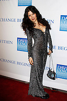 LOS ANGELES, CA - DEC 3: Lili Haydn at the 3rd Annual 'Change Begins Within' Benefit Celebration presented by The David Lynch Foundation held at LACMA on December 3, 2011 in Los Angeles, California