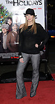 Ashley Edner arriving at the premiere of Nothing Like The Holidays, at Grauman's  Chinese Theater Hollywood, Ca. December 3, 2008. Fitzroy Barrett