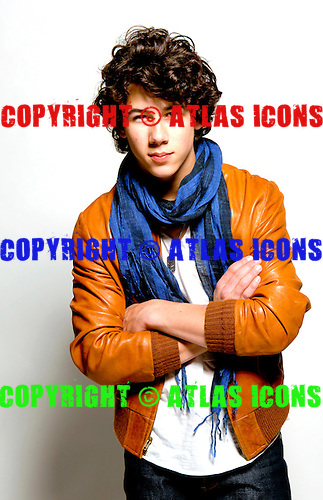 JONAS BROTHERS: Nick Jonas:.Photo Credit: Eddie Malluk/Atlas Icons.com