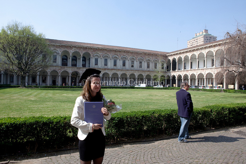 Universit statale di milano leonardo cendamo for Universita milano