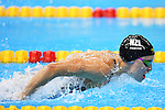 SEPTEMBER 12, 2016 - Swimming : <br /> Men's 150m Individual Medley SM4 Heat <br /> at Olympic Aquatics Stadium<br /> during the Rio 2016 Paralympic Games in Rio de Janeiro, Brazil.<br /> (Photo by AFLO SPORT)