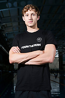 Bradlee Ashby, New Zealand swimming team announcement for the 2018 Commonwealth Games. Sir Owen G. Glenn National Aquatic Centre, Auckland. 22 December 2017. Copyright Image: William Booth / www.photosport.nz