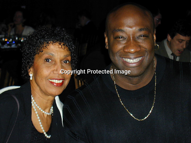 Michael Clark Duncan &amp; Dolores Thompson <br />