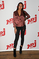 "ASTRID - PHOTOCALL NRJ 12 DES CANDIDATS ""FRIENDS TRIP 4"" AU BUDDHA BAR A PARIS, FRANCE, LE 14/12/2017."