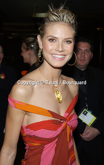 "Heidi Klum arriving at the Golden Globes after party for "" In Style "" at the Beverly Hilton In Los Angeles. January, 19, 2003.            -            KlumHeidi100.jpg"