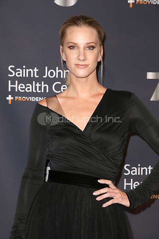 CULVER CITY, CA - OCTOBER 21: Heather Morris at Providence Saint John's 75th Anniversary Gala Celebration at Labs in Culver City, California on October 21, 2017. Credit: Faye Sadou/MediaPunch