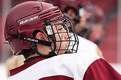 Matthew Gaudreau (BC - 21) - The Boston College Eagles practiced on the rink at Fenway Park on Friday, January 6, 2017.