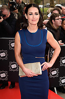 Kirsty Gallagher<br /> arriving for TRIC Awards 2018 at the Grosvenor House Hotel, London<br /> <br /> &copy;Ash Knotek  D3388  13/03/2018