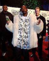 København, 20061102. MTV Europe Music Awards. Red Carpet.   Snoop Dogg.
