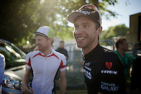happiest/oldest Man of The Day: Jens Voigt (DEU/Trek Factory Racing)<br /> <br /> 2014 Tour de France<br /> stage 1: Leeds - Harrogate (190.5km)