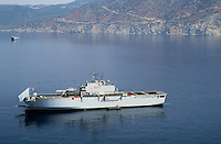 "- Italian Navy,  amphibious assault ship ""S.Marco""....- Marina militare italiana, nave da assalto anfibio ""S.Marco"""