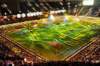 Picture by Simon Wilkinson/SWpix.com - 26/10/2013 - Rugby League - Rugby League World Cup - Australia v England - the Millennium Stadium, Cardiff, Wales - Opening Ceremony. Rugby League World Cup 2013 re edited 11/10/2017 Best Of