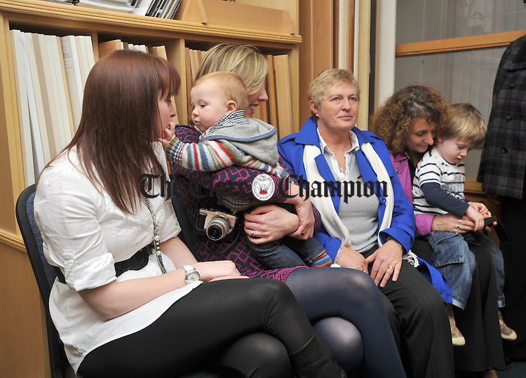at the official opening of a new outreach centre for Rape Crisis Mid West. Photograph by John Kelly.