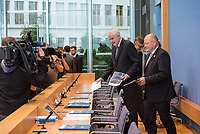 2018/10/11 Politik | Seehofer | BSI-Lagebericht 2018