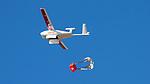 Zipline Autonomous Drone Delivery System, 2016; Zipline (Half Moon Bay, CA); Courtesy of Zipline