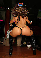 Richelle Ryan, <br /> Headquarters Gentleman's Club, <br /> New York, <br /> Friday, July 25, 2014