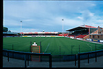 Bootham Crescent, York City FC. Photo by Tony Davis