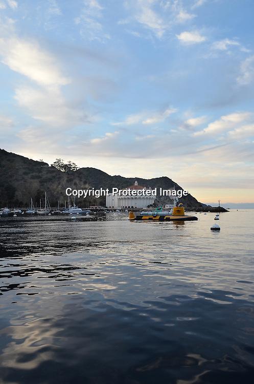 Stock photo of Avalon Catalina Island