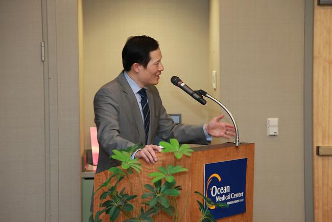 Ocean Medical Center Kellogg Nursing Awards on 2/26/16 in Brick, New Jersey.  Photo By Bill Denver