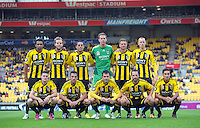 130331 A-League Football - Wellington Phoenix v Melbourne Victory