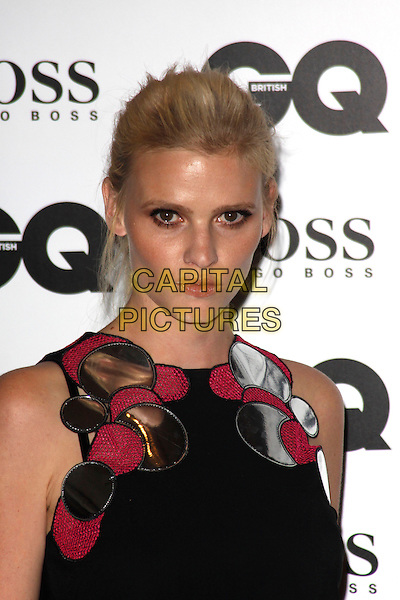 LONDON, ENGLAND - SEPTEMBER 02 :   Lara Stone arrives at the GQ Men Of The Year 2014 at The Royal Opera House on September 02, 2014 in London, England.<br /> CAP/AH<br /> &copy;Adam Houghton/Capital Pictures