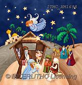 Marcello, HOLY FAMILIES, HEILIGE FAMILIE, SAGRADA FAMÍLIA, paintings+++++,ITMCXM1698,#XR#