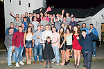 Brian O'Donoghue from Glenflesk celebrated his 21st birthday surrounded by family and friends in The Kerry Way, Glenflesk last Saturday night.