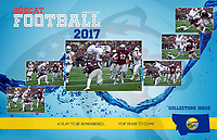 2017 Bobcat Football Magazine — Review & Preview (cover still in progress)