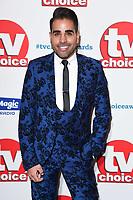 Dr Ranj Singh<br /> at the TV Choice Awards 2018, Dorchester Hotel, London<br /> <br /> ©Ash Knotek  D3428  10/09/2018