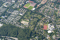 Deutschland, Schleswig- Holstein, Reinbek, Friedhof, Klosterbergenstrasse, Theodor Storm Strasse