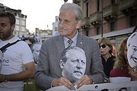 Solidarietà ai magistrati di Palermo, solidarity to the antimafia judges of Palermo